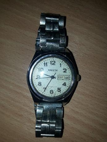 Продам часы ракета