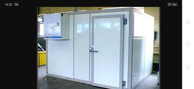 Камеры холодильные новые и б/у