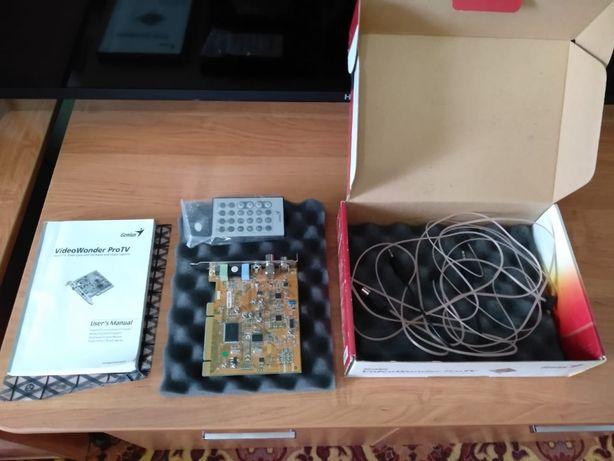 ТВ-тюнер для компьютеров на Сокере 775 мат платах