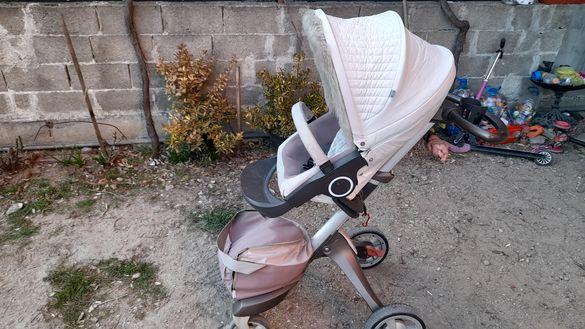 Комбинирана детска количка Stokke Xplory,