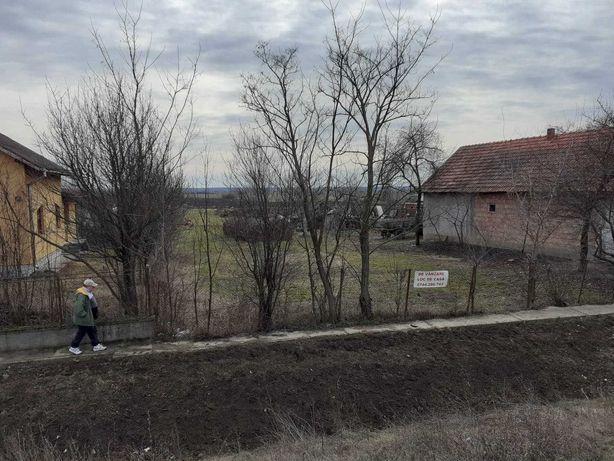 Vând teren (loc de casă)