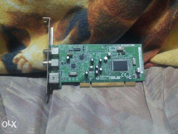 Tv-Tuner Asus TV-7135LP placa de captura pci