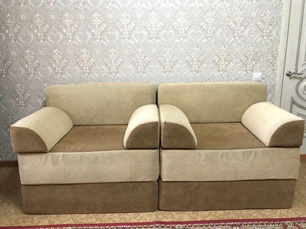 Продам диван и два кресло трансформер