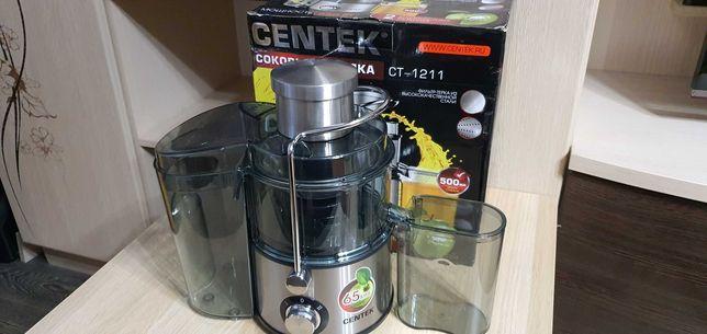 Новая Соковыжималка Centec CT- 1211