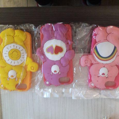 Силиконов гръб кейс за IPhone-6plus,7plus и 8plus.