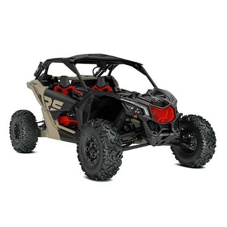 SXS Can-Am Maverick X RS SA Turbo RR MODEL 2021