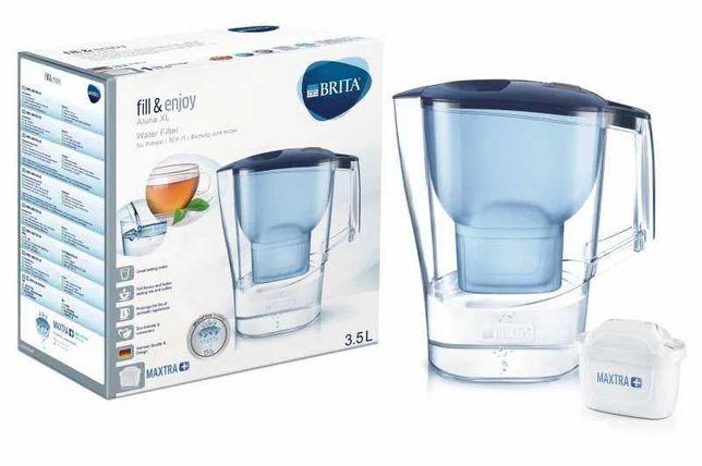 Фильтр-кувшин для воды Brita Aluna XL 3,5л, картридж Brita Maxtra