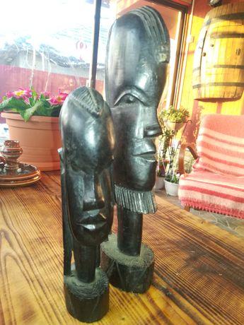 Statuete abanos sculptate manual