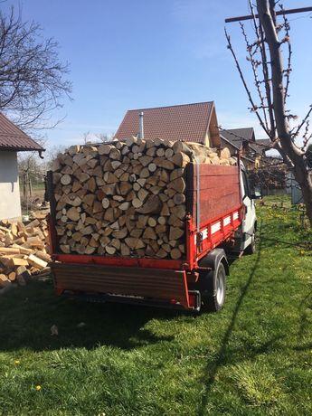 Lemne de foc transport la domicilui