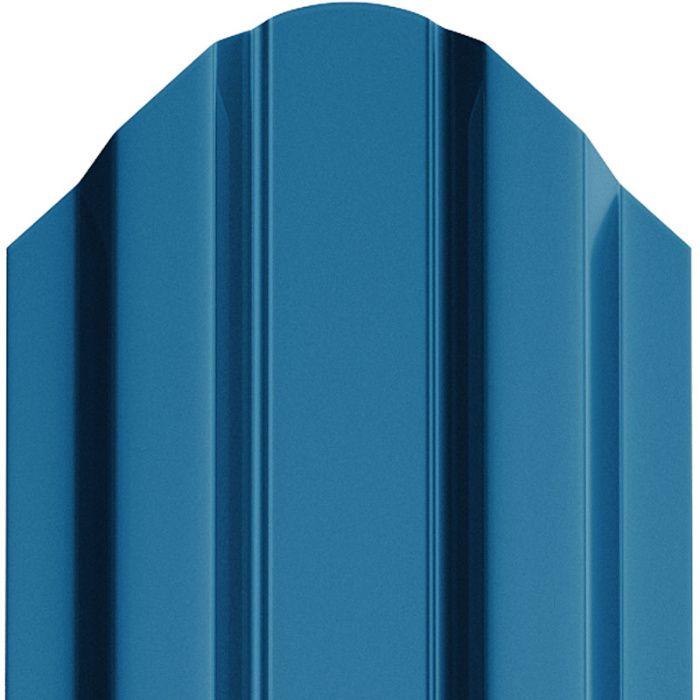 Sipca metalica vopsita lucios albastra, verde, gri si alba - 0,45 mm