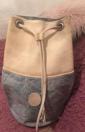Кожанный рюкзак Terrida