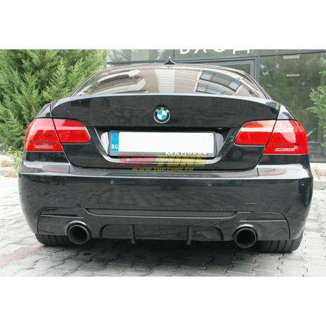 Дифузъор тип М за Задна M Technik Броня за BMW серия 3 Е92
