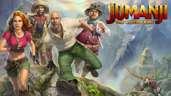 [ps4] ! Най-НИСКА Цена ! НОВИ JUMANJI: The Video Game / Playstation 4