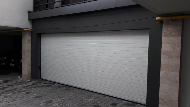 Usa de garaj sectionala izolata de la XPT DOORS 2500L/2000H