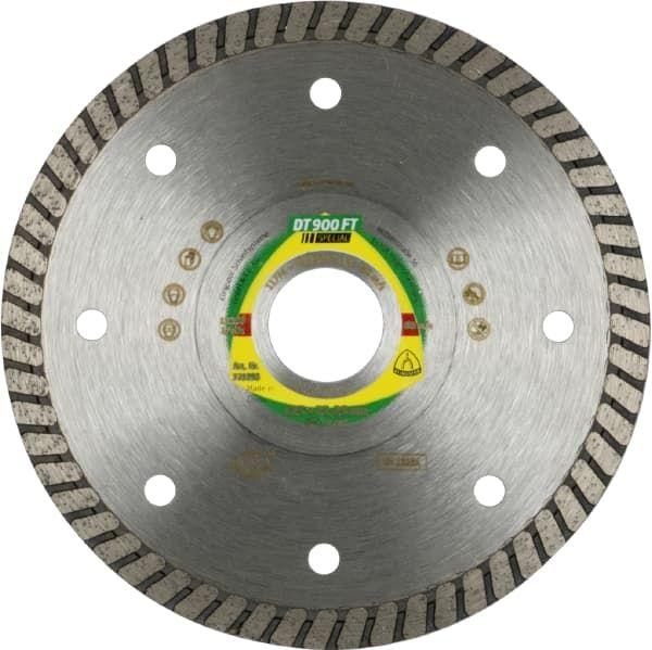 Disc diamantat Klingspor DT 900 FT Special – Ø 230/22,23 mm
