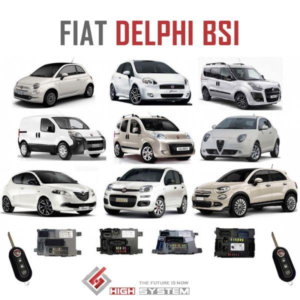 Програмиране на BSI BCM (OPEL, FIAT, Peugeot и Citroen) гр. Петрич - image 1