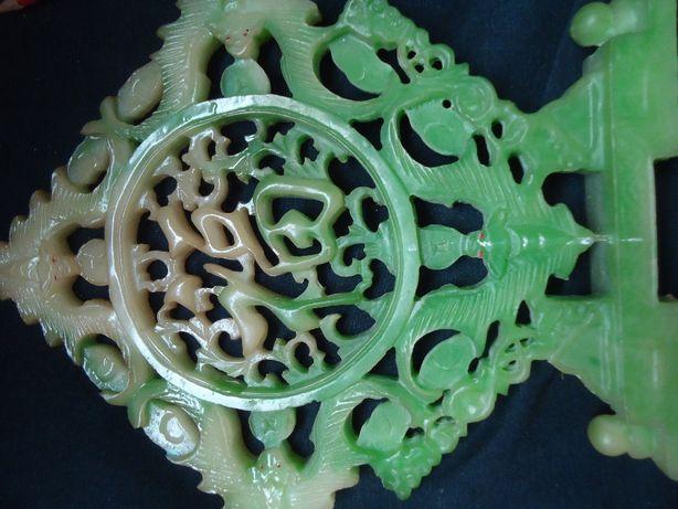 Декоративная Статуэтка на удачу - подставка под нефрит около 35 см