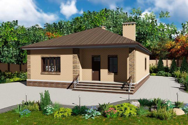 Продам дом под ключ или черновой