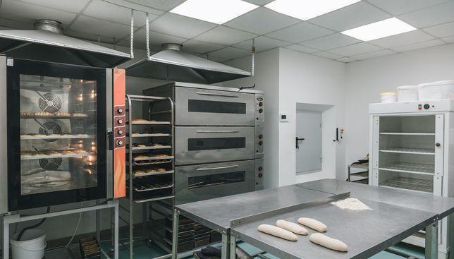 ЦЕХ, Пекарня в аренду