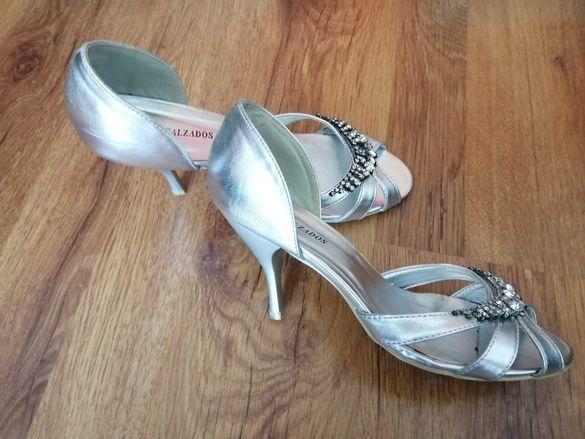 Абитуриентски сандали
