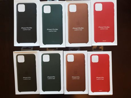 Original Husa Piele Iphone 11 Pro Max Iphone 11 PRO Iphone 11 Original