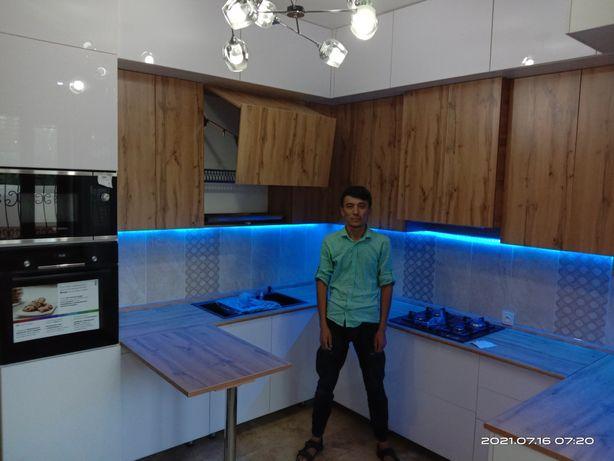 Мебель на заказ, Жиһаз,Кухня, Кухонный гарнитур