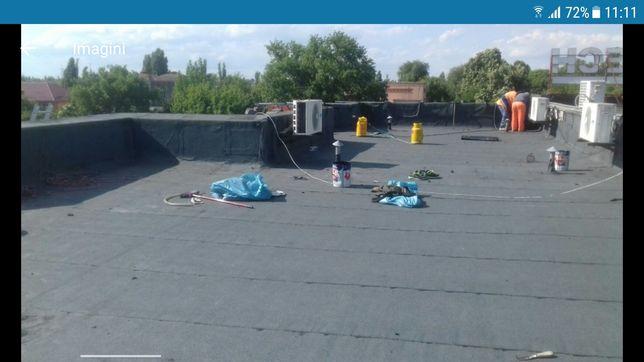 hidroizolatii acoperișuri