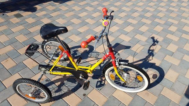 Tricicleta (bicicleta  cu trei roți ) Haverich