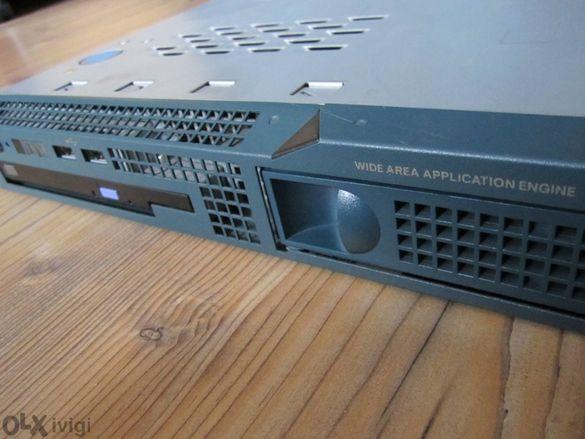 Оптимизиране на Wan с Cisco Wae-512, 3 Ghz Cpu, 1GB Ddr2, 250gb Hdd…