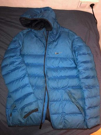 Пухено Яке Nike Puffer Jacket Light Blue