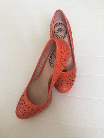 Pantofi piele Fornarina nr 38