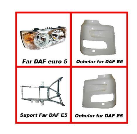 Ochelar far daf / Suport far DAF XF Euro 5