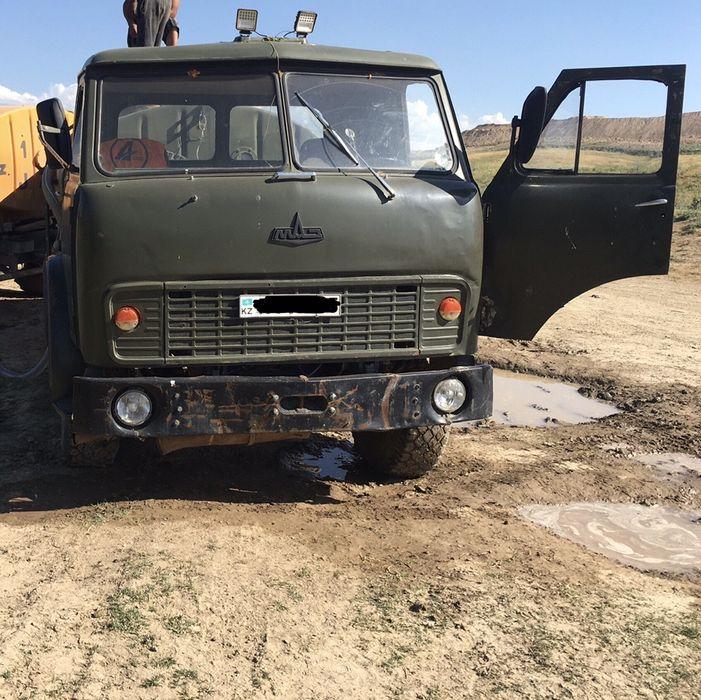 Продам Водовоз 8 кубовый МАЗ 500 бычек Самсы - сурет 1