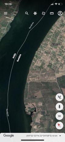 Teren la Dunare Vrancea