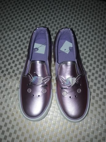 Туфли и макассы на девочку