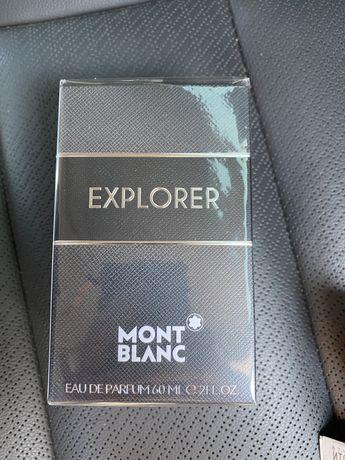 Духи Montblanc Explorer