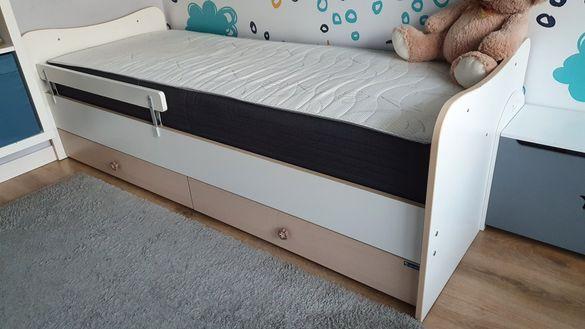 Легло единично Lorelli с матрак 72/190см
