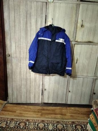 Куртка рабочая теплая