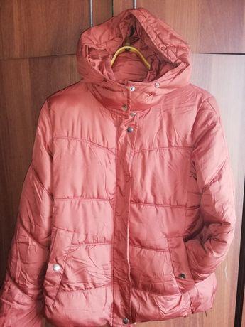 Осенний зимний куртка