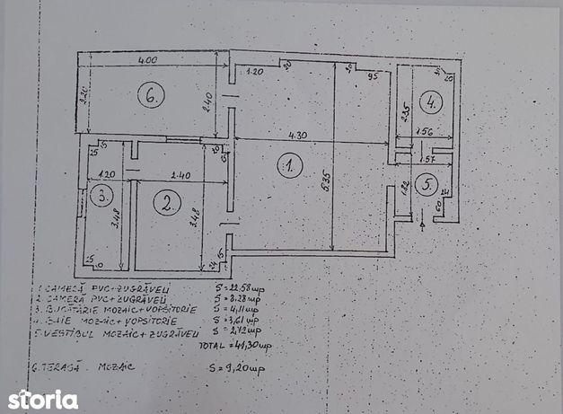 Investitie 2 Camere - Metrou Stefan cel Mare M115