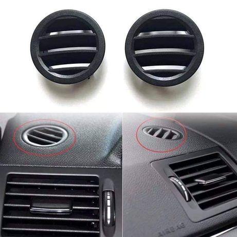 Въздуховод решетка климатик Mercedes Benz w204 C glk c220 c320 капачка