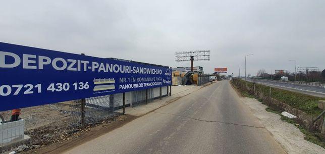 DEPOZIT-PANOURI-SANDWICH.ro la capatului Bdului Th. Pallady Arabesque