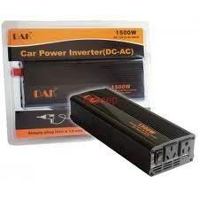 Инвертор 12 / 220V - 1500W