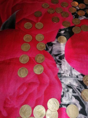Vând bani noi de colectie
