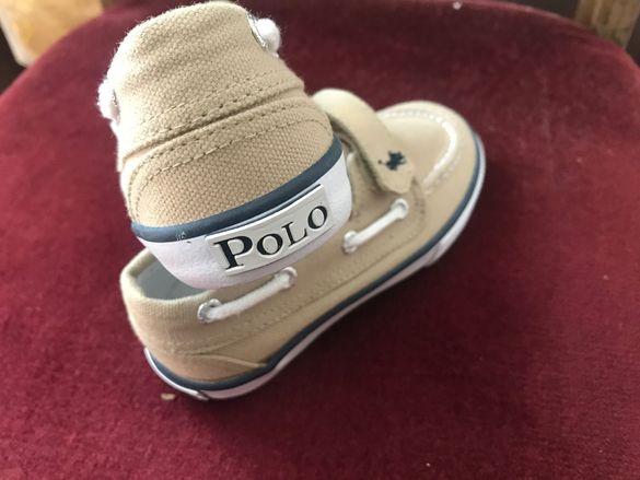Ralph Lauren-Polo-текстилени обувки