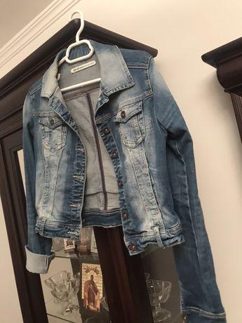 Jacheta de blugi