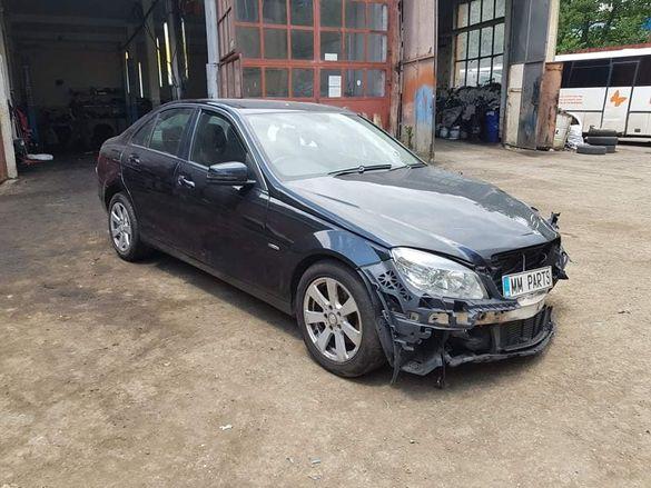 Mercedes W204 C220CDI 651 170кс автоматик НА ЧАСТИ!