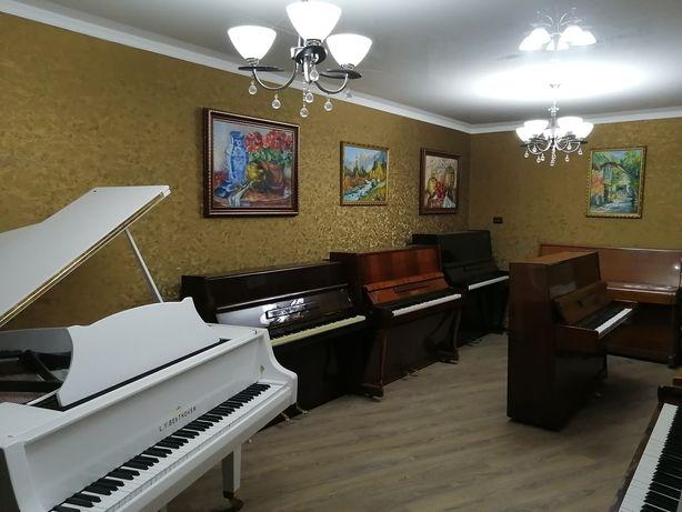 Пианино от 75тыс на выбор. Цены с доставкой и настройкой