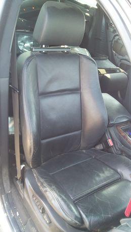 Кожени рекаро седалки с памет БМВ Х5 Е53 BMW X5 E53