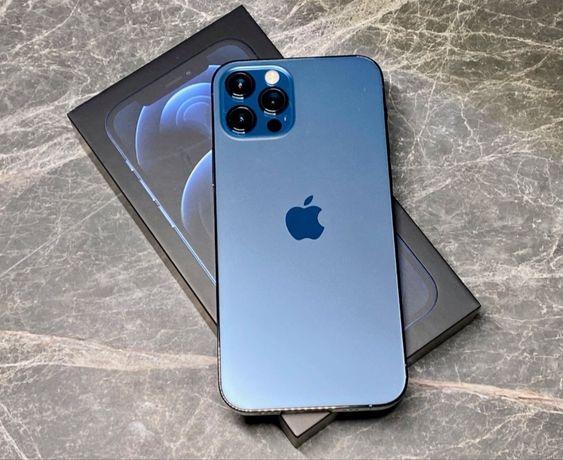 Айфон 12 про, 256гб, ёмкость 100%
